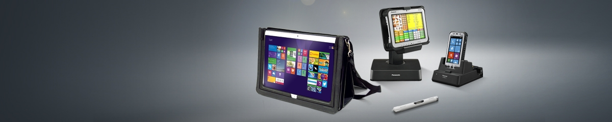 Tougpad Industrial Tablets and Stylus – Panasonic Business Singapore