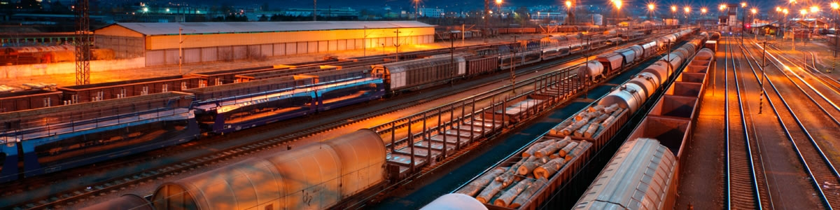 how do panasonic solutions support the road and rail transport