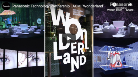 ACMI Wonderland video case study