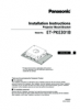 ET-PKE301B_Installation Instructions_EN